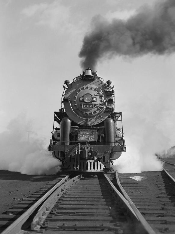 Train Engine 602