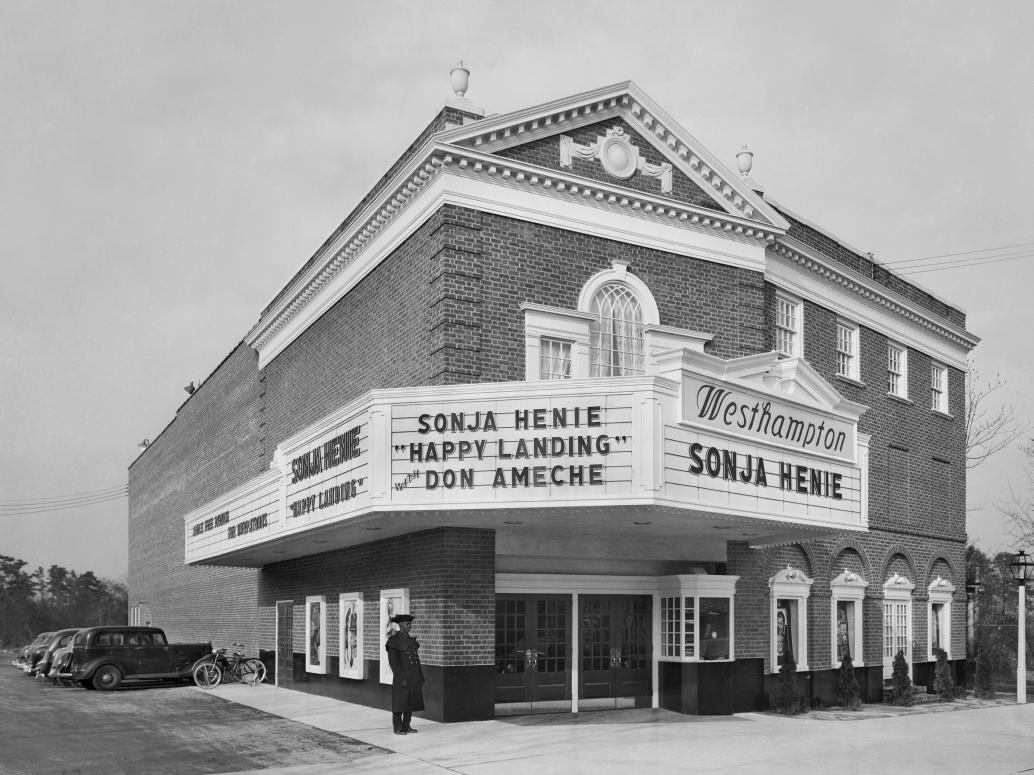 Westhampton Theater 1938