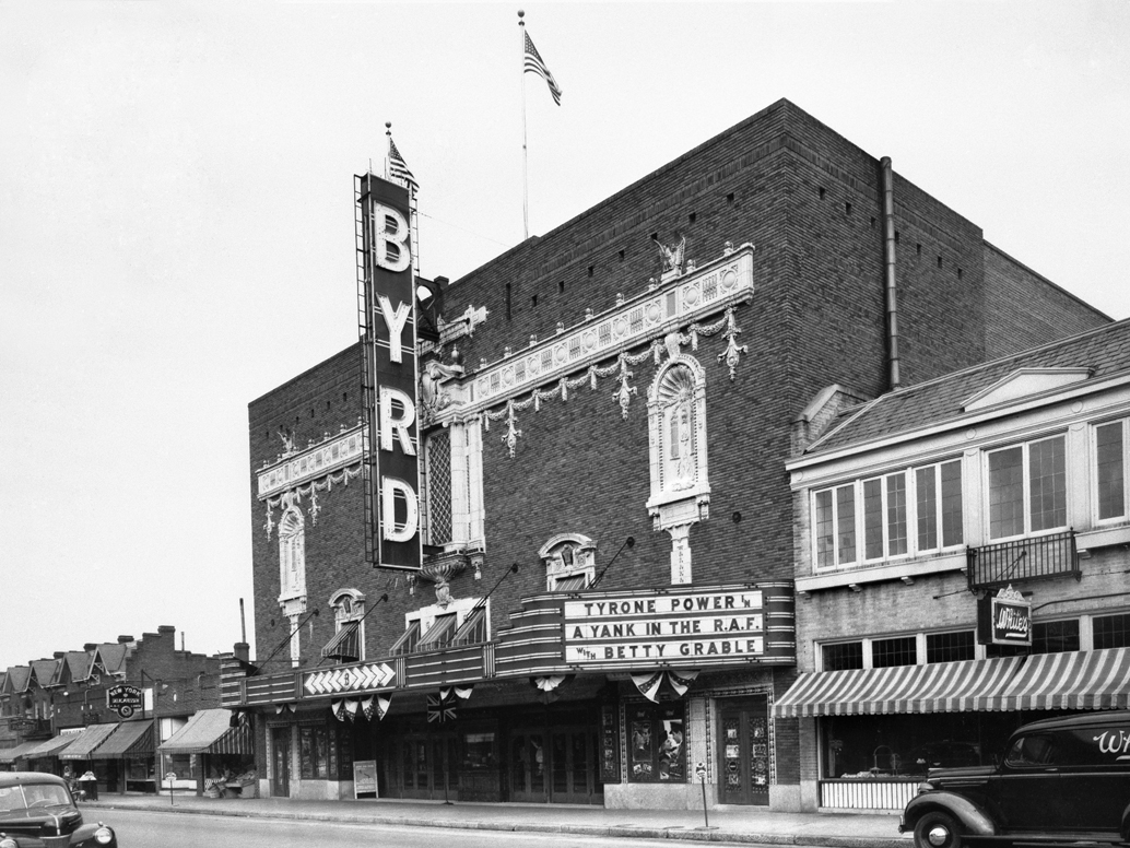 Byrd Theater 1941